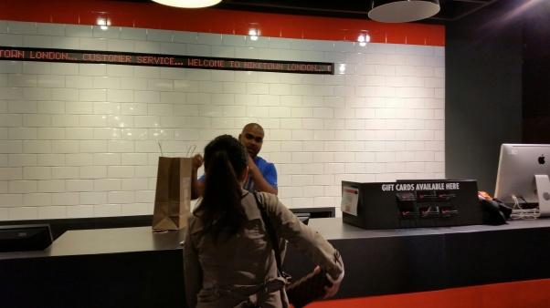 Niketown London Customer Service